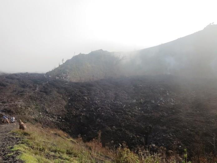pacaya volcano hike