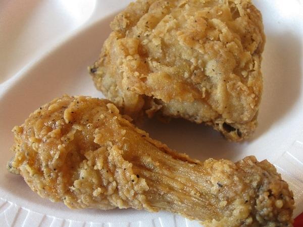 lee's famous fried chicken | best restaurants in richmond va