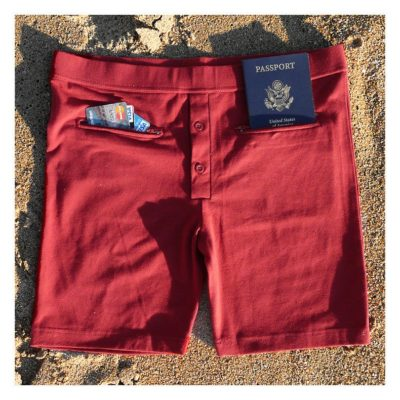 Boxer Briefs - Photo courtesy of Clever Travel Companion