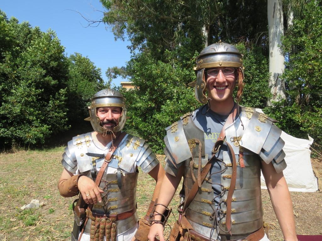 gladiator rome italy