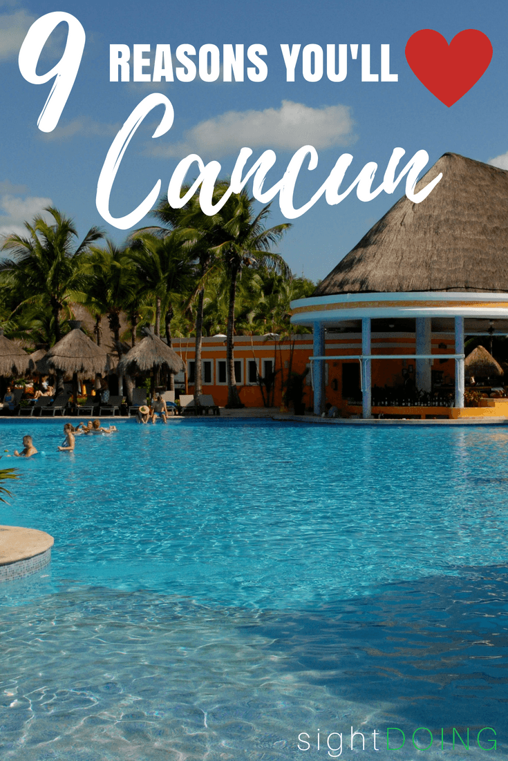 Cancun (and the Riviera Maya) is so easy to get to and has plenty of exciting things to do in Mexico. Go beyond the stereotypical spring break trip and learn what makes Cancun so special.