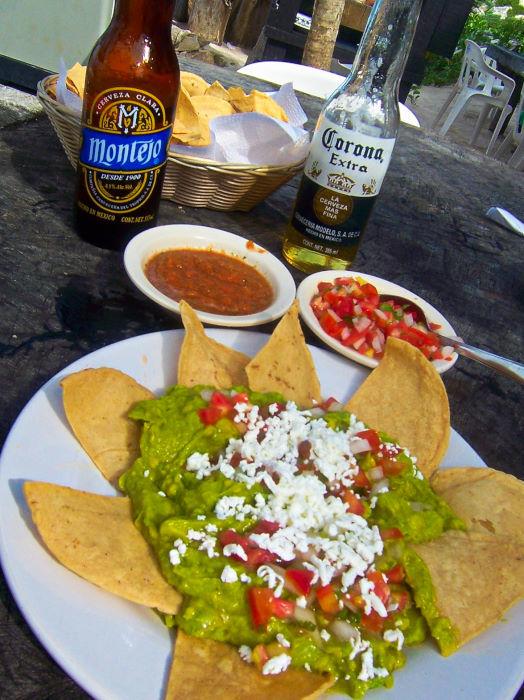 My expert advice: ALWAYS order the guacamole.