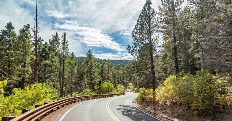 scenic byway in new mexico