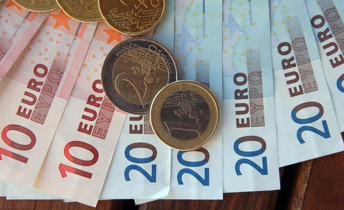 travel money euros