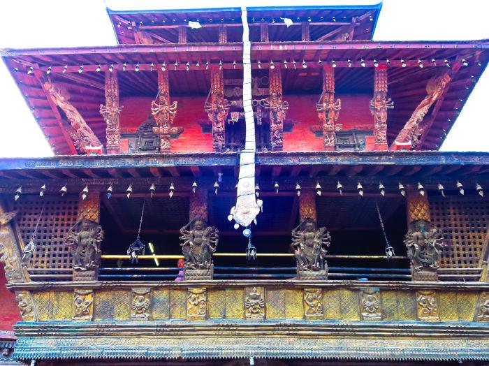 Patan Kathmandu Temple Nepal