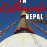 Kathmandu is an amazing city with temples, gorgeous architecture in Durbar Square, yummy food, centuries of history, and a hint of adventure. Don't make the same mistake other travelers do...too many skip right over Katmandu to go straight to Pokhara and start trekking. Bad idea! There's so much to do in the capital city of Nepal and it's the perfect place to start your travel. #Nepal #Kathmandu