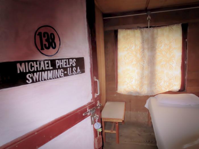 ghorepani hotel room nepal