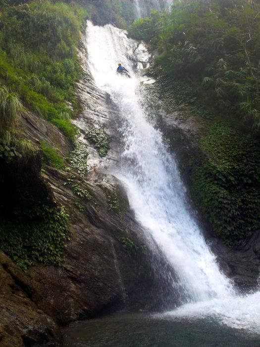 canyoning nepal pokhara