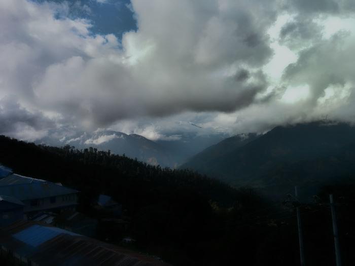 ghorepani mountains