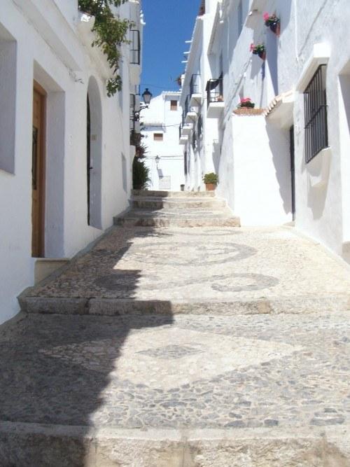 frigiliana andalucia andalusia spain pueblos blancos