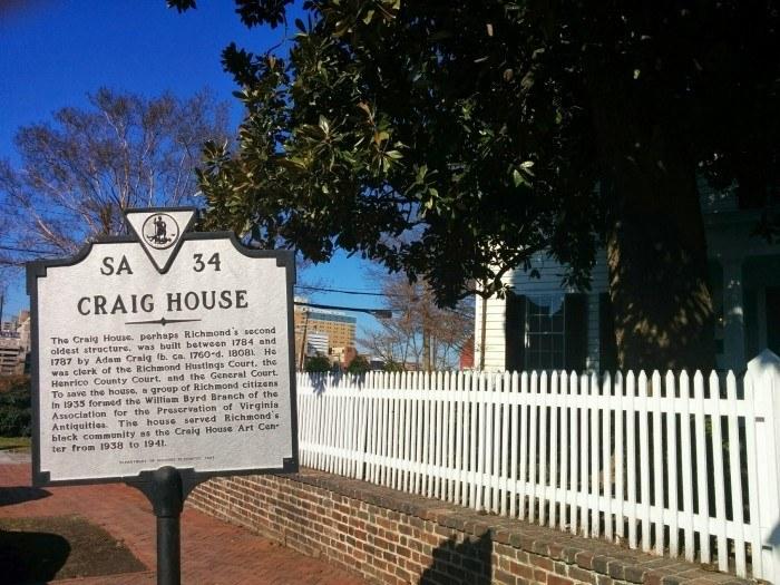 craig house | richmond va richmond virginia scavenger hunt