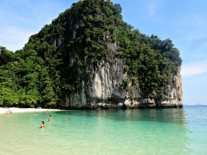 hong island things to do krabi ao nang beach