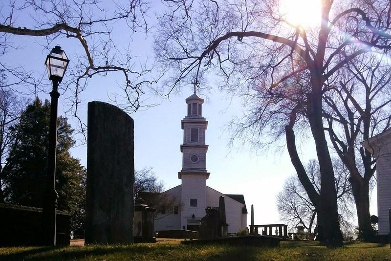 st. john's episcopal church richmond va scavenger hunt
