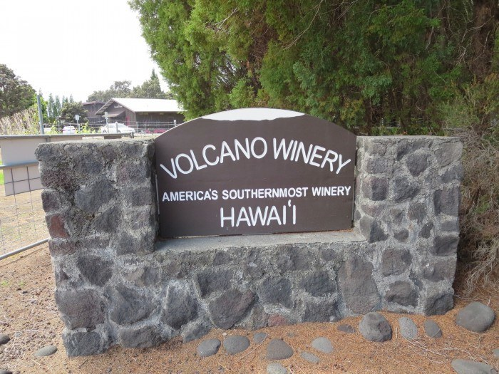 volcano winery the big island of hawaii