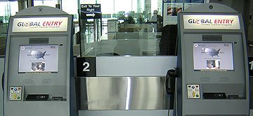 global entry travel purchases
