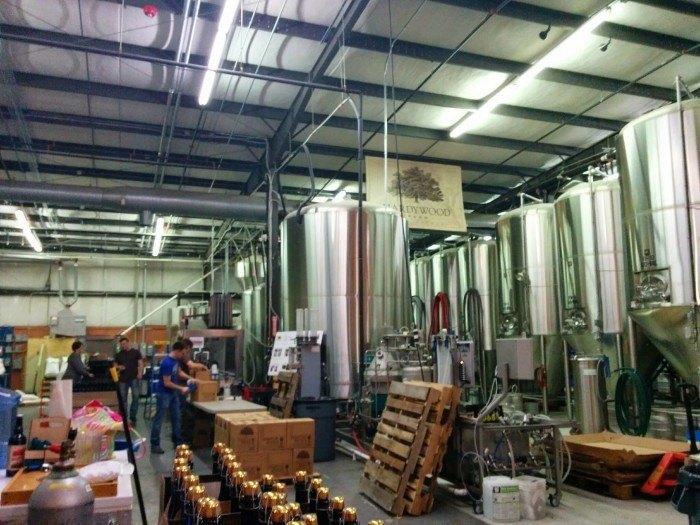 brewasana yoga hardywood brewery richmond va