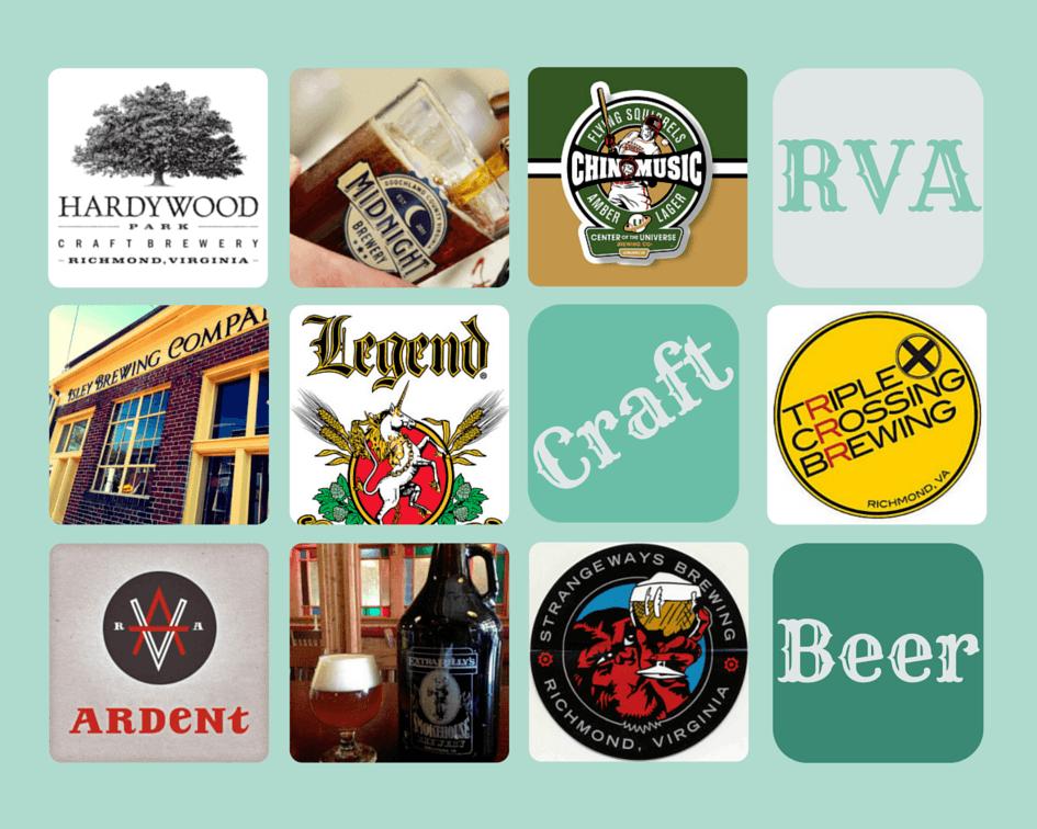 richmond va craft breweries