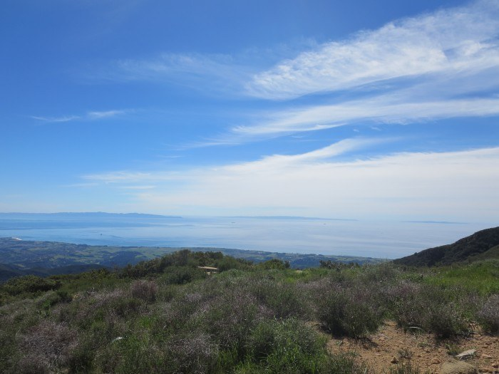 pacific ocean tequepis trail