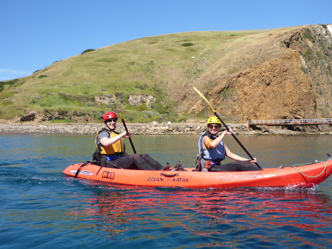 channel islands kayak