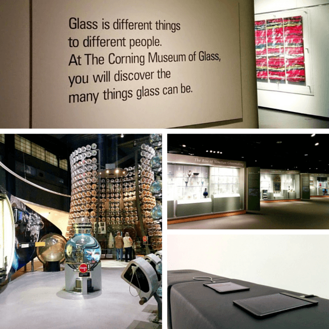 what to do in corning ny / Corning Museum of Glass