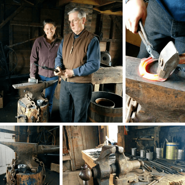 blacksmith heritage village (things to do in corning ny)