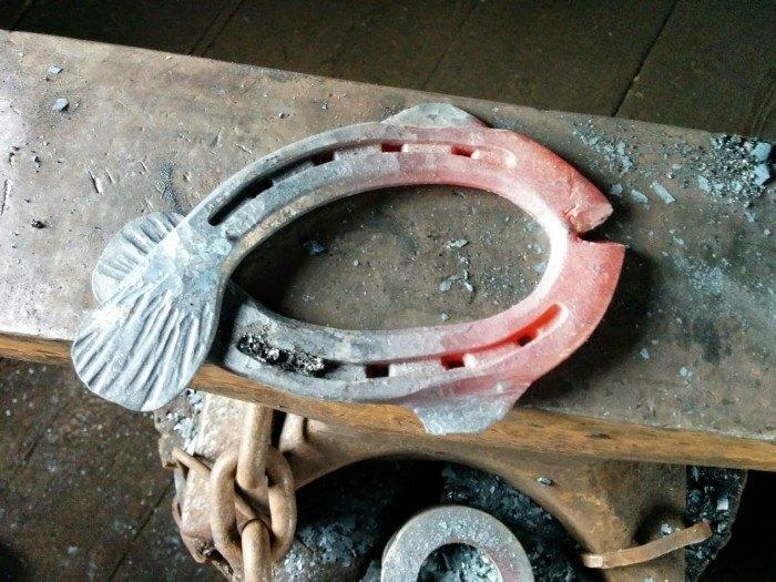 iron fish blacksmith