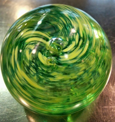 corning glass museum paperweight