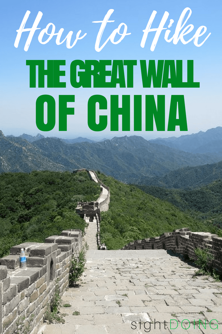 Travel to the Great Wall of China is on a lot of bucket lists! Avoid the crowds and learn one of the best walks. Easily one of the best things to do in Beijing and simple if you follow the travel plans in this post.