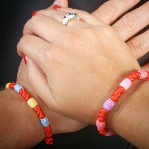 chinese knot bracelets