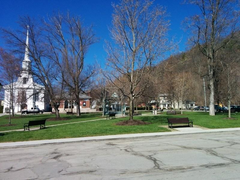 Village Square, Hammonsport
