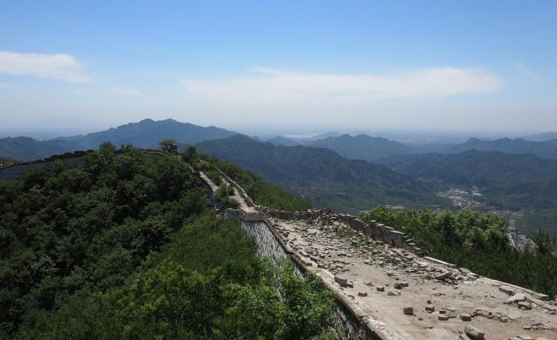 Jiankou, Great Wall of China