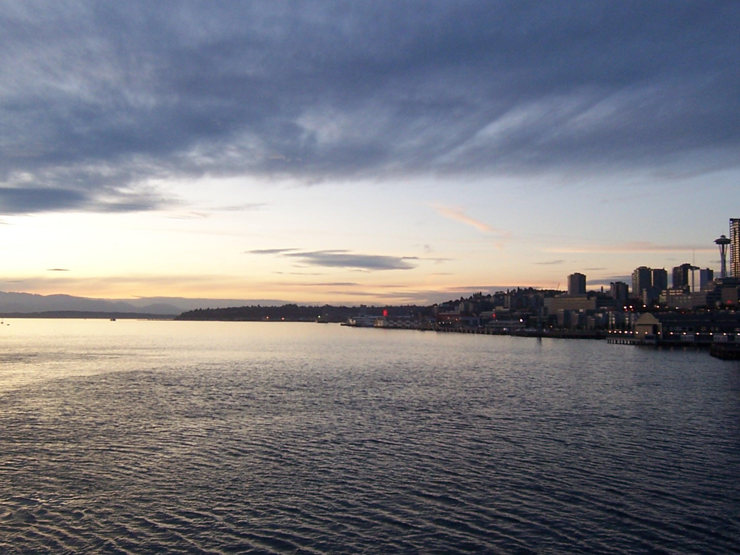 bainbridge ferry seattle