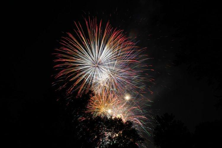 byrd park fireworks richmond va