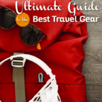 There are a lot of travel products on the market today. This ultimate guide to the best travel gear has recommendations from an experienced traveler who's a minimalist. What does that mean? Every single item has a purpose -- nothing frivolous! Just high-quality (yet affordable) things to pack on your travels. #Travel #TravelTips