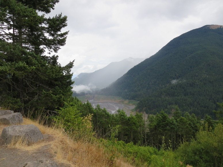elwha canyon olympic peninsula