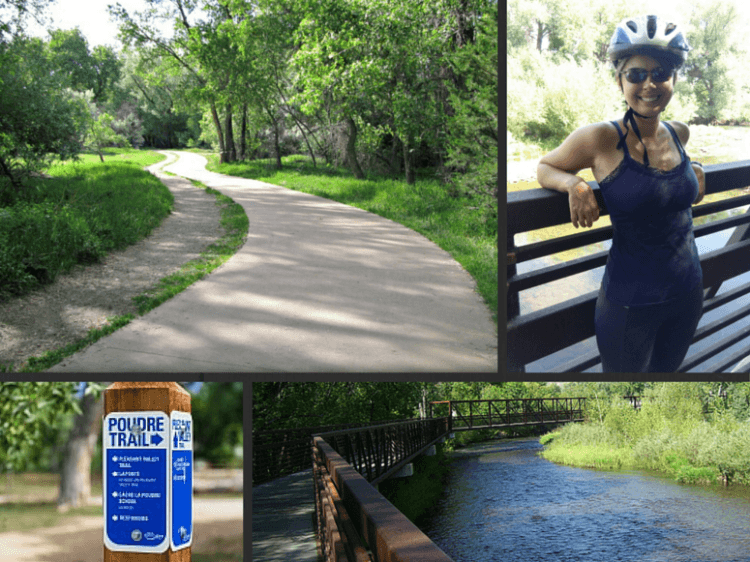 fort collins poudre trail bike