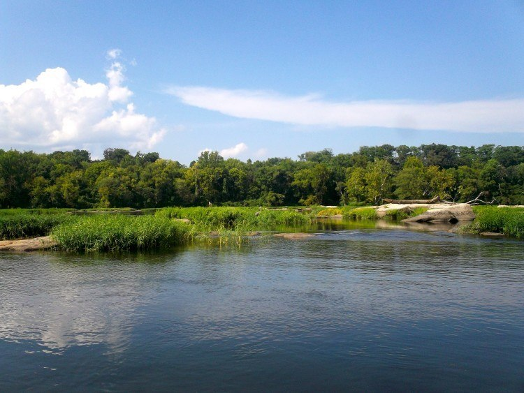 james white water rafting richmond