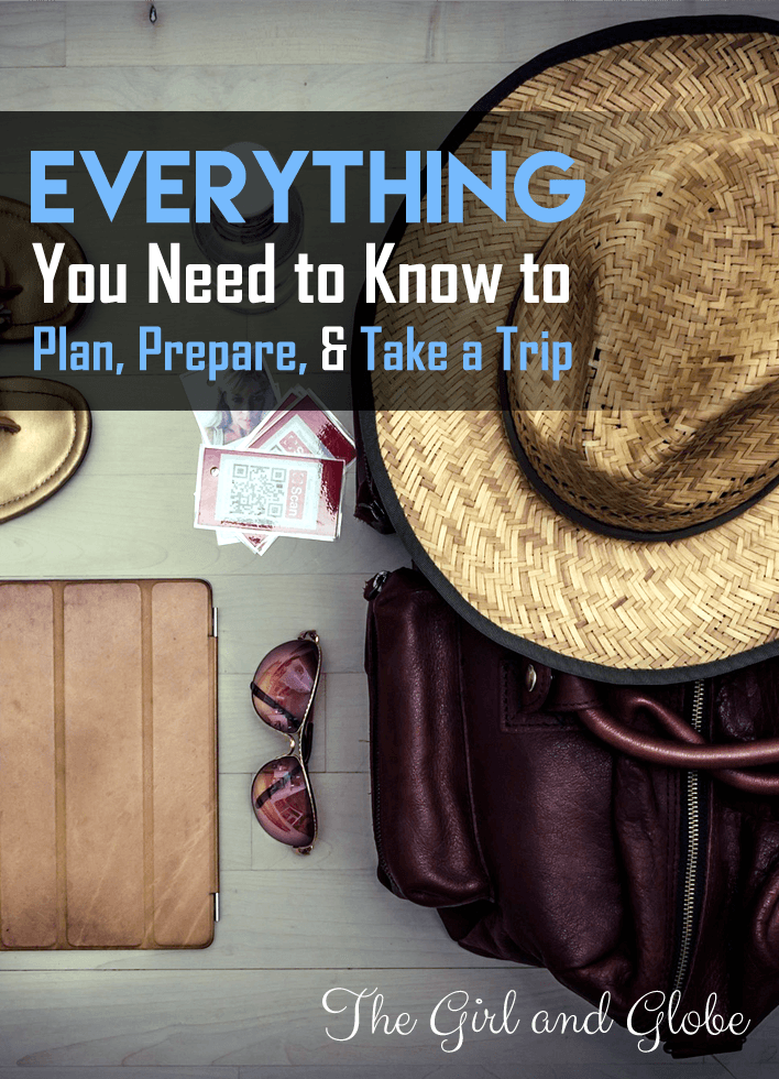 Advice from someone who travels 12+ times a year: how to pack, budget, and plan for any type of trip. Save money and have a better time with travel tips!