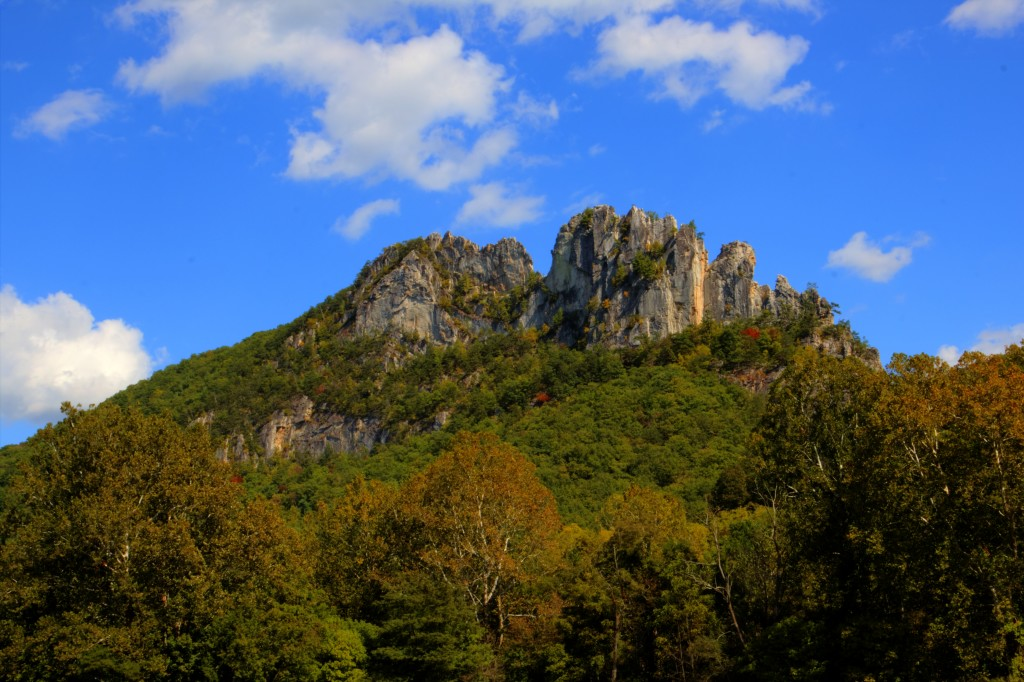 seneca rocks west virginia