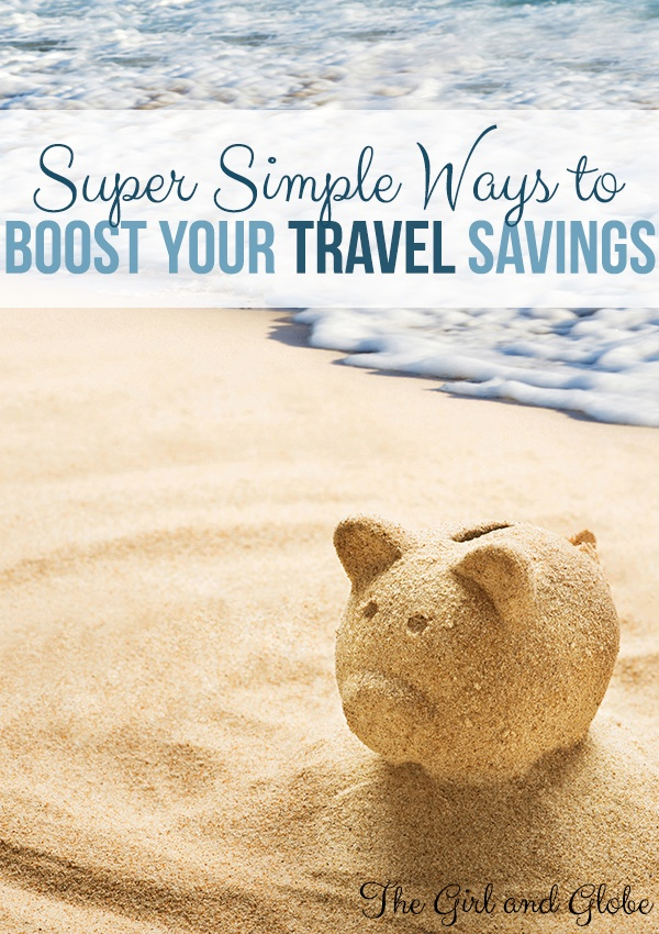 These two strategies explain how to save money for travel without breaking a sweat! Boost your travel funds easily for vacation splurges.