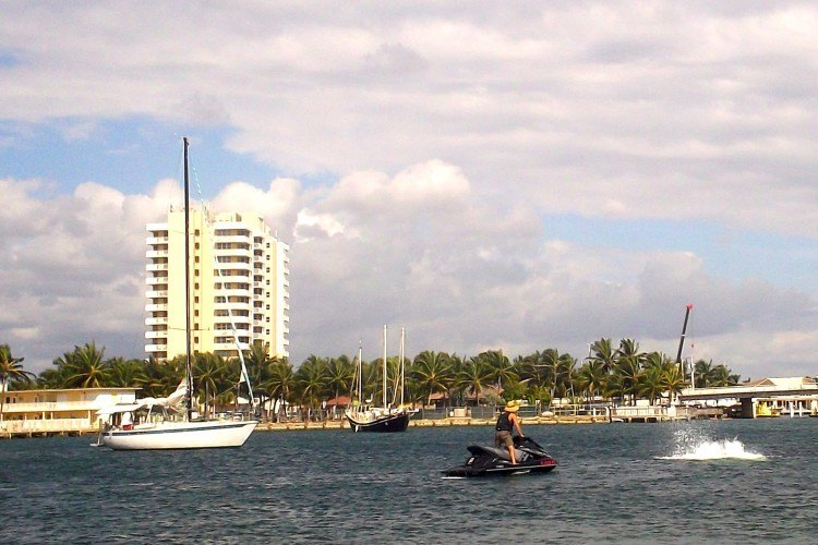 Flyboarding things to do in fort lauderdale