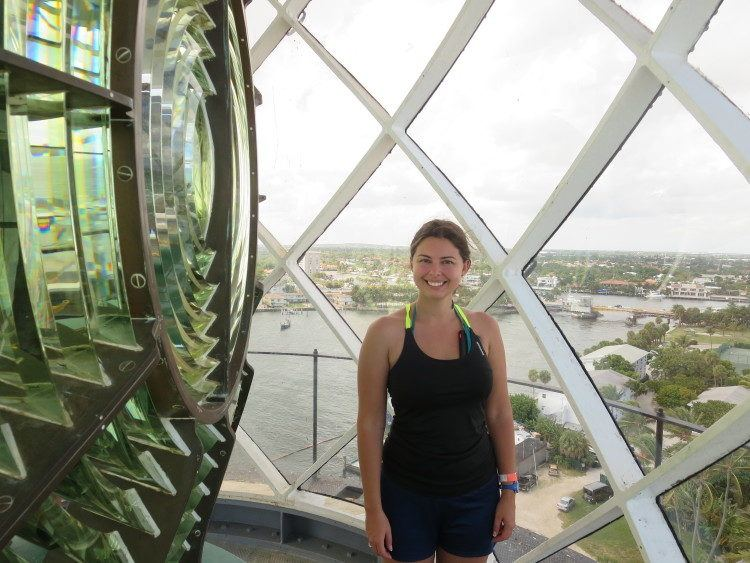 top of hillsboro lighthouse things to do in fort lauderdale fl