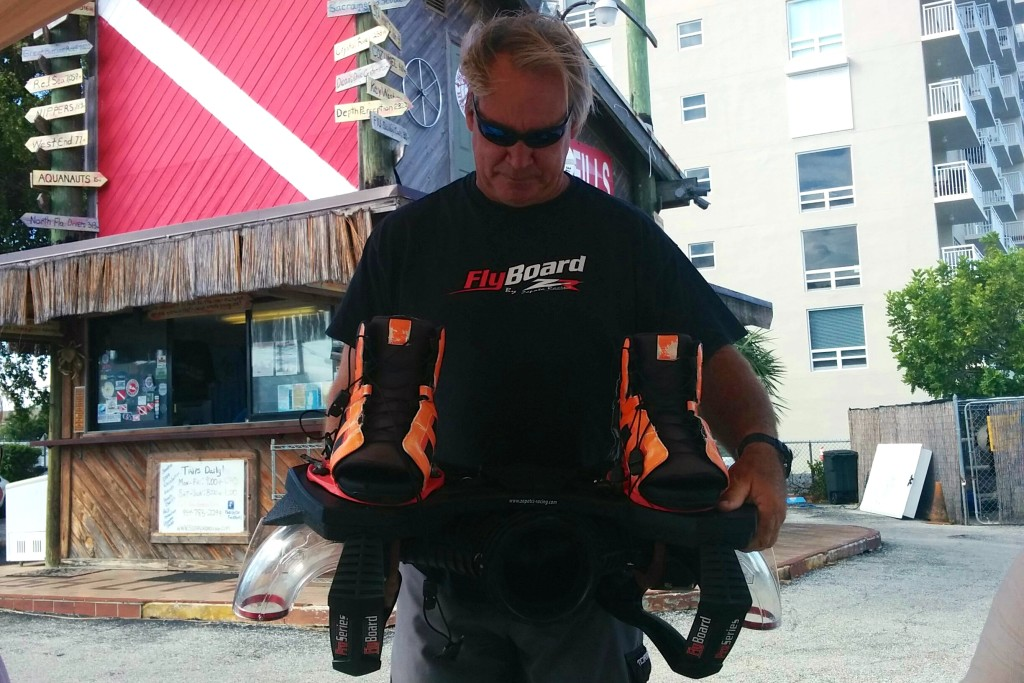 things to do in fort lauderdale flyboarding