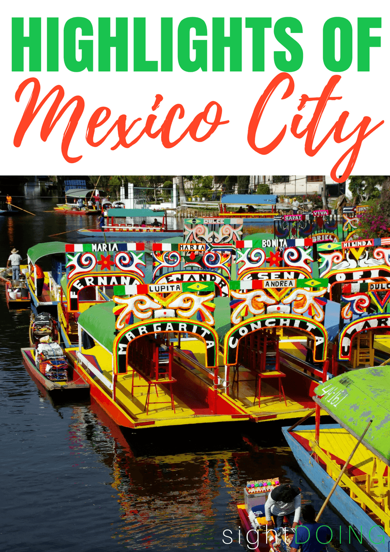You can't go wrong with a Mexico City vacation! This highlights guide has a few things to do in Mexico that probably haven't crossed your mind (and a few familiar favorites). Get the whole list now so you can start planning.