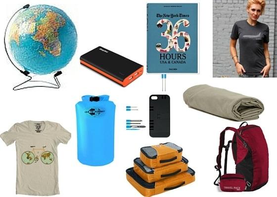 Travel Gift Ideas / Hannukah Gift Ideas for Travelers