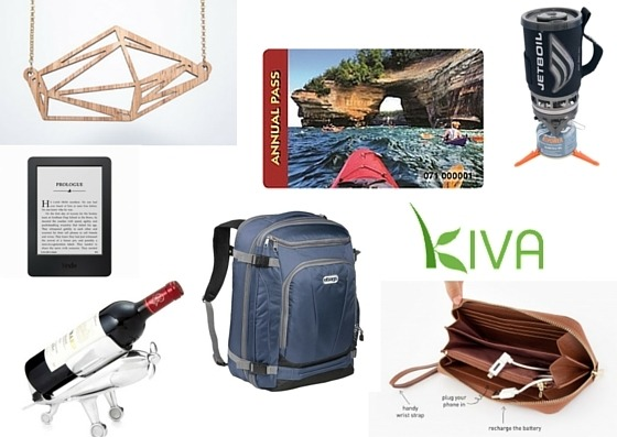 2015 gift ideas for travelers or travel gift ideas