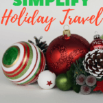 These holiday travel tips will save your budget and make packing easier. Don't miss these essentials if you're going somewhere for Thanksgiving or Christmas!