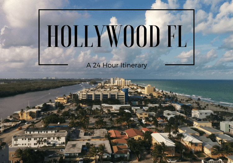 Here's how to spend one perfect day in Hollywood Florida. Hollywood Beach is way more than just sun and sand, so these activities and restaurants will help you plan the perfect trip. Great pre-cruise or as part of a longer Florida vacation.