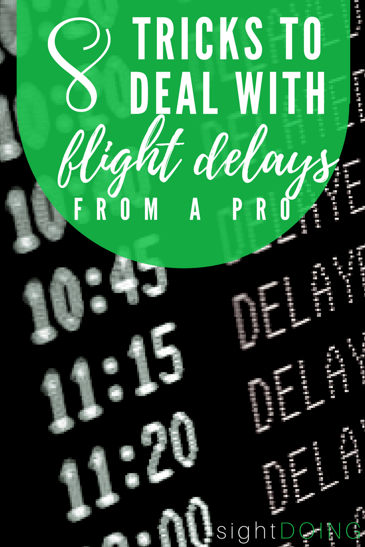 Stuck with a flight delay? You need these tips, tricks, and hacks to pass the time, get to your destination as soon as possible, and even avoid them right from the outset. And remember, in a worst case scenario, keep a sense of humor to survive the extra airport time!