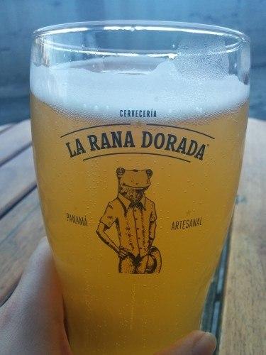 la rana dorada blanche beer panama city